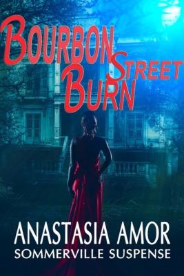 Bourbon Street Burn by Anastasia Amor