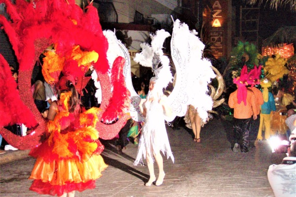 The Carnaval is the ultimate Cozumel party but in The Curse of Carnaval by Anastasia Amor it is also a perfect time for murder