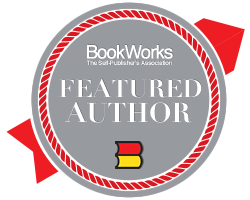 bookworks featured author badge